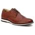 Sapato Brogue Premium em Couro Confort Tchwm Shoes Havana
