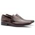 Sapato Social Masculino Fly Em Couro Ref-1014 Café