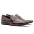 Sapato Social Masculino Fly Em Couro Ref-1035 Café