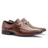 Sapato Social Masculino Leblon Em Couro Ref-654 Whisky