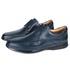 Sapato Massage em Couro Látego Elba Blue Savelli