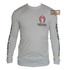 Camisa Termica Proteção UV Mangalarga Branco Masculino