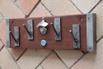 Porta Acessórios e Abridor de Garrafas Rústico