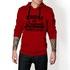 Moletom Masculino Adidas Originals - Vermelho e Preto
