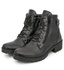 Bota Coturno Feminino Top Franca Shoes Preto