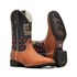 Bota Masculina Don't Mess With Texas - Dallas Bambu | Marinho - Texas B - Bulls Horse - 50032-A-BU