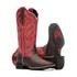 Bota Feminina - Dallas Brown | Pink - VTS - Bulls Horse - 53016-A-BU