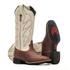 Bota Feminina - Dallas Castor | Marfim - VTS - Bulls Horse - 53016-B-BU
