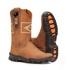 Bota Tênis Masculina c/ Canivete Incluso - Dallas Bambu - Vimar Boots - 85034-A-VR