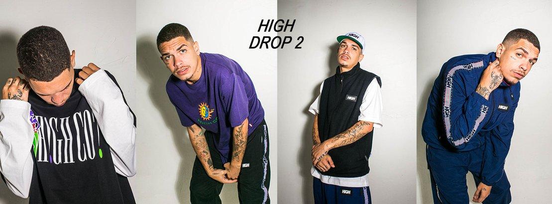 HIGH DROP 2 2019