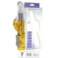 Vibrador Rotativo 36 Vibrações SI - (5275) - Dourado