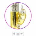 Vibrador Rotativo 36 Vibraçõe Recarregável SI (5276) - Dourado
