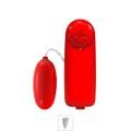 Ovo Vibratório Bullet Importado (OV001 - ST243) - Vermelho