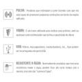 Vibrador Dorcel Duplo Recarregável VP (VB068 - 17014) - Roxo