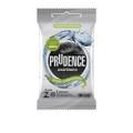 Preservativo Prudence Anatômico 3un (17036) - Extra Lubrificado