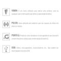 Vibrador Pretty Love Recarregável Horn SI (5244) - Roxo