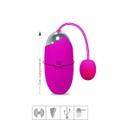 Ovo Vibratório Controle Por Aplicativo Abner SI (5385) - Magenta
