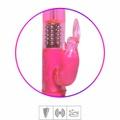 Vibrador Rotativo 8 Vibrações SI (5458) - Rosa