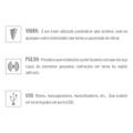 Vibrador Madhu Recarregável SI (5537-ST432) - Rosa