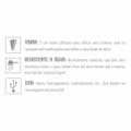 Massageador Formato de Língua Recarregável SI (5628) - Padrão