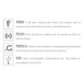 Vibrador Ponto G Duplo Recarregável Nana-Rct SI (5991) - Rosa