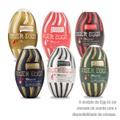 Masturbador Suger Eggs (6384) - Texturas Variadas