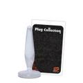 Plug Collection Sexy Fantasy 8x6cm (EL002-17345) - Translúcido