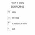 **Estimulador Rotativo ( MVP1030 ) - Rosa Metálico