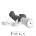 Vibrador Ponto G Recarregavél 10X9cm VP (PG015R) - Preto
