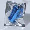 Cápsula Vibratória Power Bullet (ST563) - Azul Metálico