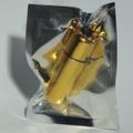 Cápsula Vibratória Power Bullet (ST563) - Dourado