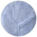 Calcinha Fio Dental Com Pérola 50 Tons (TO005) - Branco