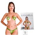 *PROMO - Lingerie Comestível Karamela Validade 06/22 (ST574) - Menta