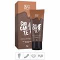 Excitante Unissex Beijável Chocante 50g (CO347 - 17001) - Chocolate c/ Jambu