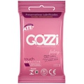 Preservativo Gozzi Feeling 3un Validade 02/22 (17564) - Padrão