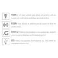 Vibrador Ponto G Com Estimulador Recarregável Softs SI (5988) - Roxo