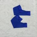 Espartilho Babado (CF023) - Azul