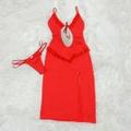 *Camisola Allana (DM029) - Vermelho