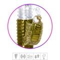 Vibrador Rotativo Sobe Desce Recarregável VP (RT020-ST385) - Dourado