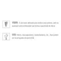 Massageador Formato de Língua Tongue 3 Vibrações Recarregável VP( VB034 ) - Padrão