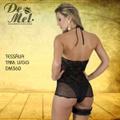 *Body Tessália (DM360) - Vermelho