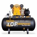 Compressor de ar média pressão  top 10 mpv  110l... - Palma Parafusos e Ferramentas