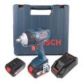 Chave Impacto a Bateria Gds 18v-ec250 220v Bosch - Palma Parafusos e Ferramentas