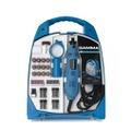 Microretifica 130w Com Kit De 252 PeÇas 220v G1950... - Palma Parafusos e Ferramentas