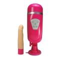 Máquina Portátil Do Sexo Recarregável Augus Melrose 17X12cm (MA051-16290) - Rosa