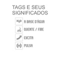 *Excitante Feminino Ecyts For Woman 10g (17121) - Padrão