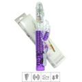 Vibrador Vai e Vem Female Com Estimulador (6045) - Roxo