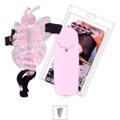 Vibrador Butterfly Com Vibro SI ( 6071 -16869 ) - Rosa