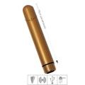 Cápsula Vibratória Recarregável Seed-4 SI (6701) - Dourado