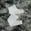 Espartilho Babado (CF023) - Branco